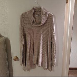 Eight eight eight cowl neck sweater